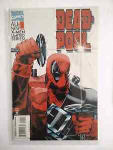 Deadpool vol#1 (1994) 4 issues