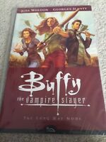 Buffy Comics: A long way home