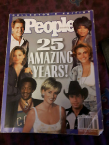 People 25th anniversary special issue