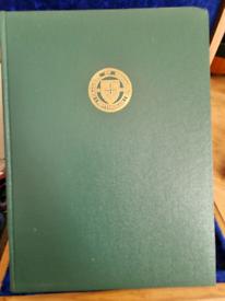 RARE Signed Nottingham Chamber of Commerce Book