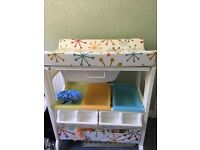 Cosatto easy peasy changing table RRP £135
