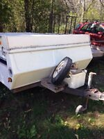 Tent trailer for sale or trade