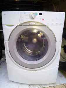 Whirlpool front load Duet washer