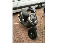 Piaggio zip 172 reg as 50 PSN tuned big spec NOT kxf crf kx cr yz em ktm aerox runner