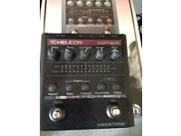 Tc helicon voice correct pedal for vocalists