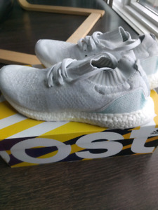 Ultraboost Uncaged Parley 2016 edition triple white