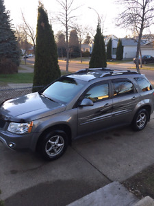 2006 Pontiac Torrent.
