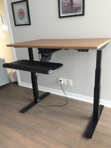 Used Electronic Standing Desk
