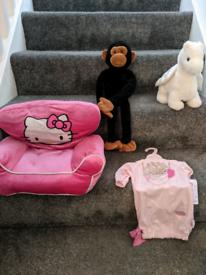 Toys - Baby annabelle - keel toys - build a bear