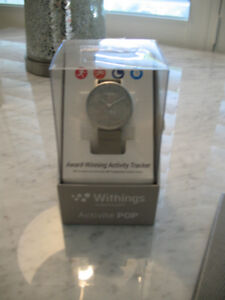 Withings Activite Pop Grey Watch
