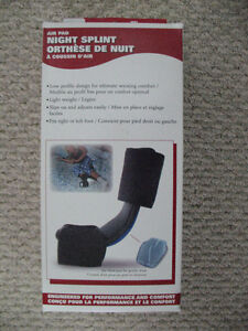 Plantar Fasciitis Night Splint with Air Pad