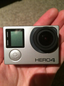 Go Pro Hero 4 Black Complete Bundle