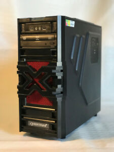 CybertronPC Patriot Gaming Desktop - AMD A4-6300 Dual-Core 3.7GH