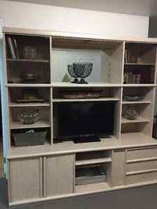 Large Entertainment stand