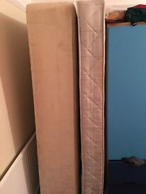 Free free free single bed and divan base