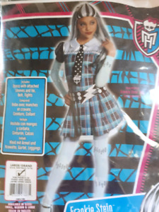 Monster high costume