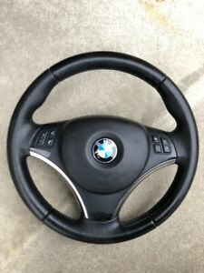 BMW E90 E92 Sport Steering Wheel With Airbag