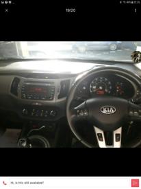 Kia sportage1 or Hyundai