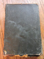 Antique Holy Bible Concordance