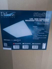 Brand new x3 LED flat panel