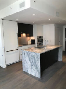 Brand New Luxurious  2-BR 2-BA 2-Level Townhome in False Creek