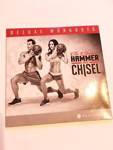 Hammer and chisel DVD