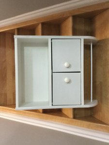 Used Household  Items Light fixtures & Wall cabinet