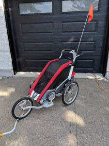 Chariot carrier cougar cx