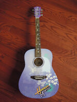 Hannah Montana Guitar by Washburn
