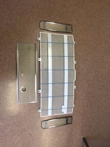 2010-2012 Ford Grill Inserts