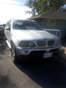 2005 BMW X5 FOR SALE PRICE DROP  $2500.00 Serious Inquiries