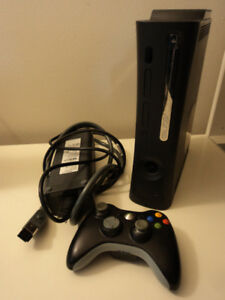 Microsoft Xbox 360 120GB System with 1 Controller, Power Adapter