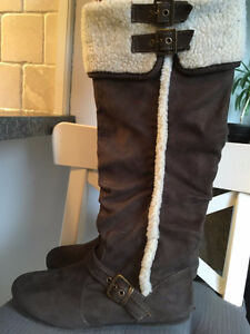 Spring brand boots