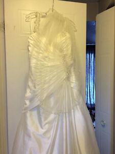 Beautiful Wedding gown Kitchener / Waterloo Kitchener Area image 4