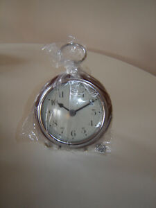 Pottery Barn - Pocket Watch Clock - New in Box