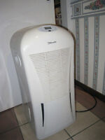 Danby 58 Pint Dehumidifier in good working condition