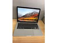 "Apple MacBook Pro 2015 13"" 512SSD/8gb/i5 with apple waranty"