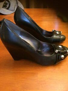 Ladies nine west size 8.5 worn twice