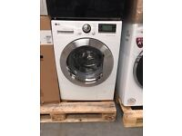 PRP £529.99 BRAND NEW LG WASHING MACHINES comes with a WARRANTY