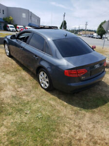 2009 AUDI A4 QUATTRO 2.0-118000 KMS-NO ACCIDENTS GREAT CONDITION