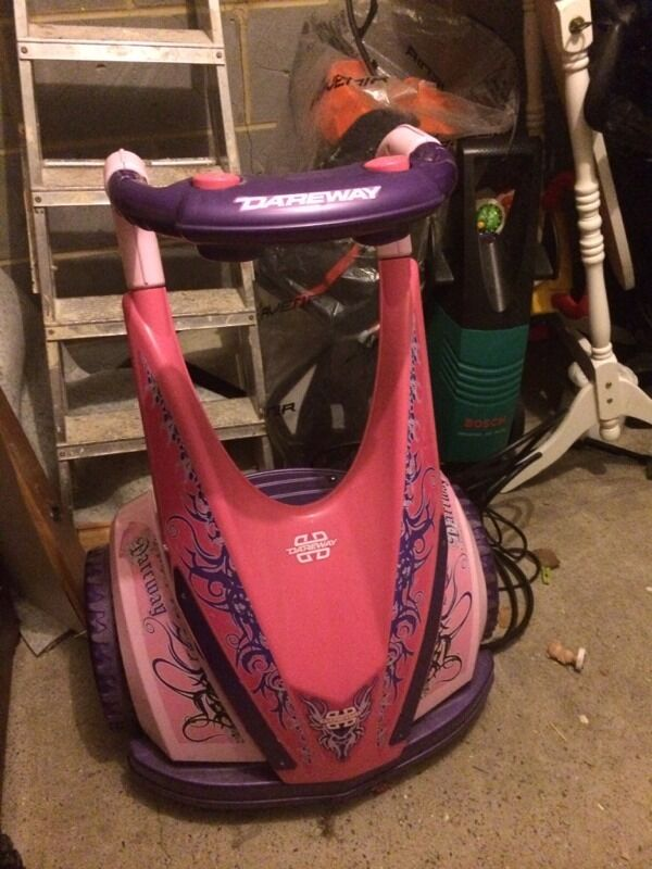 Pink Dareway Electric Ride On Scooter In Tyne And Wear Gumtree