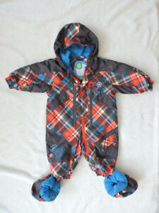 Gagou Tagou fall/spring suit 6 mo