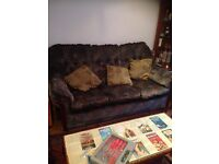 Sofa in good condition collection only