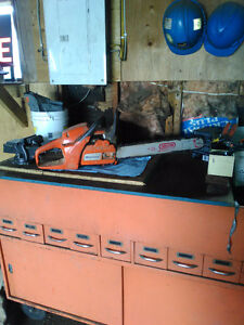 460 rancher chainsaw lifetime supply of chains