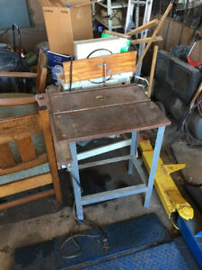 Router table buy or sell tools in ontario kijiji classifieds canada steel topped router table greentooth Gallery