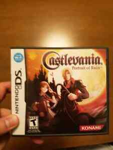 Castlevania Portrait of Ruin DS