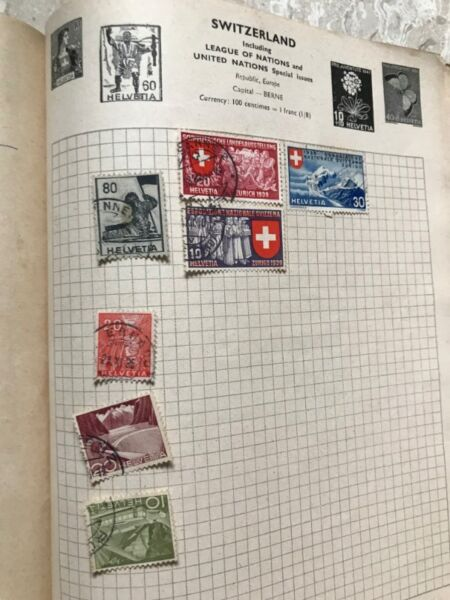 old stamps for sell