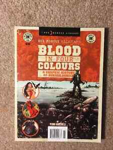 Blood in Four Colours , A Graphic History of Horror Comics Prince George British Columbia image 1