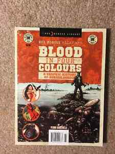 Blood in Four Colours , A Graphic History of Horror Comics
