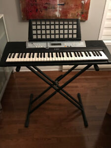 Yamaha Portable Piano- 61 full size keys